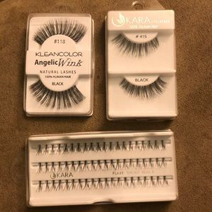 Lash Bundle with glue included